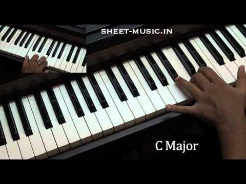 Piano pehla nasha piano chords : Pehla nasha Tutorial by Chetan Ghodeshwar - YouTube