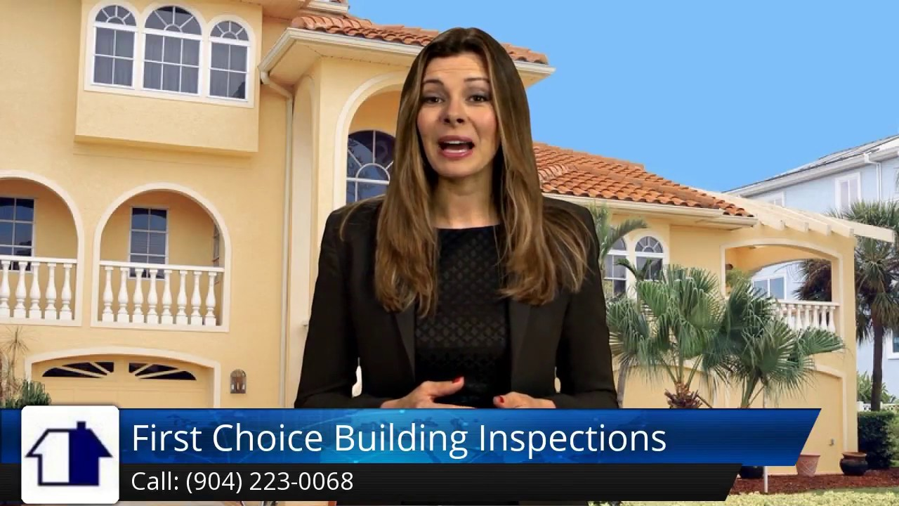 First choice building inspections jacksonville amazing 5 for Builders first choice