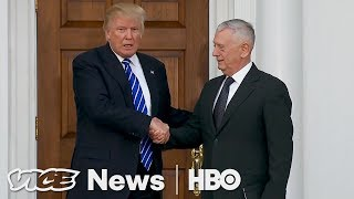 Meet Gen  James 'Mad Dog' Mattis  VICE News Tonight on HBO (Full Segment)