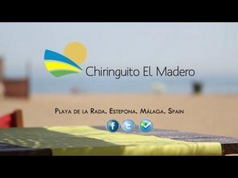 Disfruta del verano en Chiringuito El Madero, Restaurante de playa en Estepona Málaga, Costa del Sol