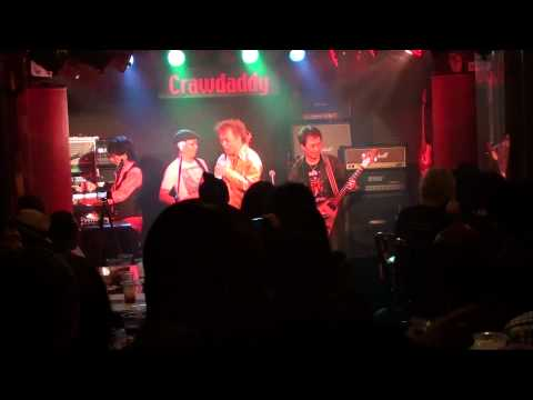 SSG - Captain Nemo - 新宿Crawdaddy Club - 2012.8.4