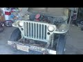 1944 willys mb military jeep King of the Hammers KOH