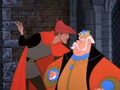 14th Century Clip from Sleeping Beauty