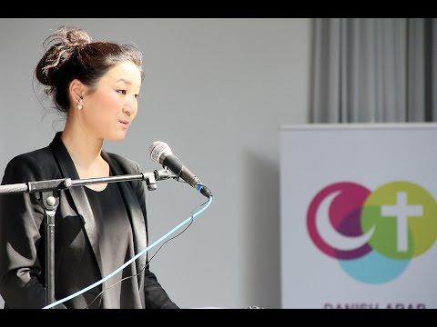 Speech by Mayor Mrs. Anna Mee Allerslev