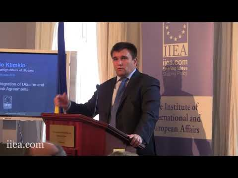 Euro-Atlantic Integration Of Ukraine And The Minsk Agreements