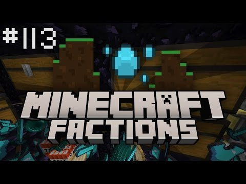 Minecraft Factions Let's Play: Episode 113 - Raiding The Owner's Base!