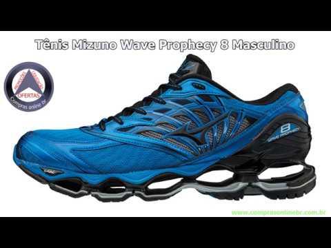 fbbf37bf925 Tênis Mizuno Wave Prophecy 8 é bom e será que vale a pena - YouTube