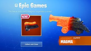 "How To Unlock Prisoner ""MAGMA WRAP"" in Fortnite! (Fortnite Magma Wrap)"