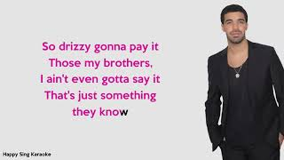 HEADLINES - DRAKE (Karaoke Version)