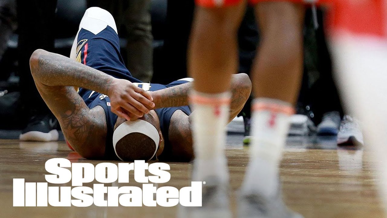 DeMarcus Cousins' Injury Impact On Future, Pelicans' Playoff Hopes | SI NOW | Sports Illustrated