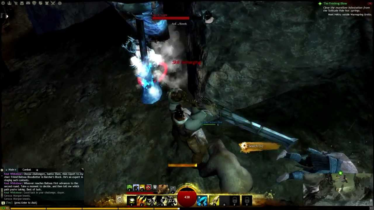 Mr T in Guild Wars 2 ☛ The Very Best Class and Race in GW2