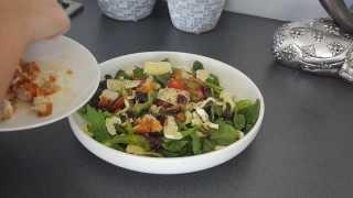 Food | My Favorite Yum Salad! ♡ Shaaanxo