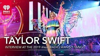 Taylor Swift Tells Ryan Seacrest What Her Favorite Summer Treat Is!   2019 Wango Tango