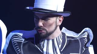 Театрально цирковое шоу Изумрудный город РомановАрена Вегас Сити Холл