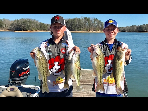 HIGH SCHOOL FISHING TOURNAMENT!!! ~ March 19, 2017