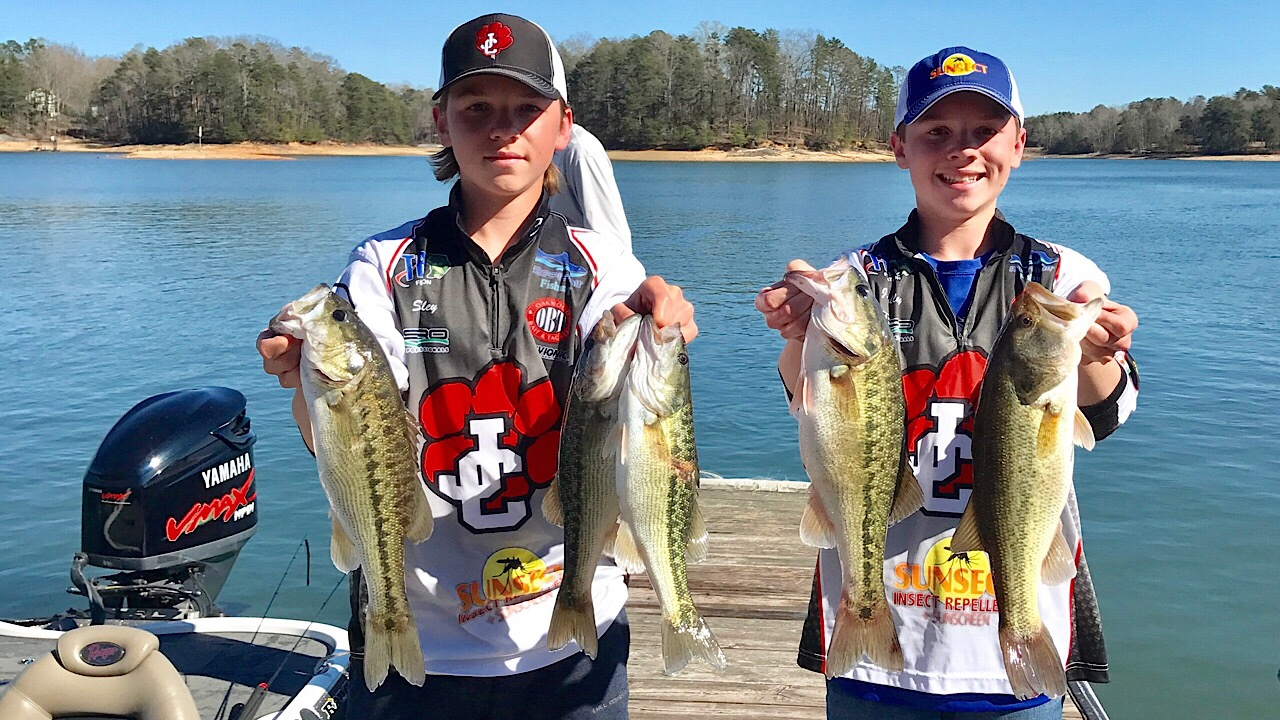 High school fishing tournament march 19 2017 youtube for Fishing tournaments 2017