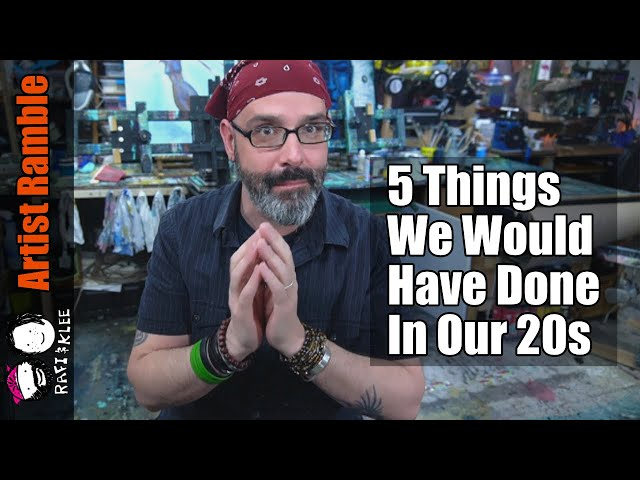 5 Things We Would Have Done Differently In Our 20s