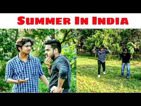 Summer In India