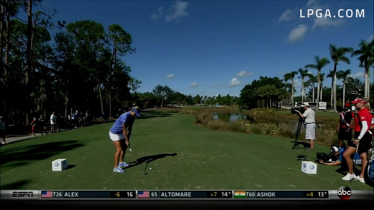 Lexi Thompson Final Round Highlights - 2017 CME Group Tour
