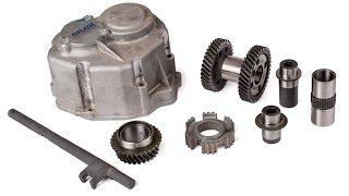 Тюнинг КПП: установка 6й передачи и пластины (плиты) усиления