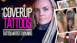 COVERUP TATTOOS⚡Everything you need to know about tattooing coverups.