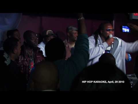 HipHop Karaoke NJ_04.29.10 - Everythings gonna be alright (Jim West)