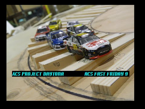 How To Make A Race Track Like The ACS - ACS Fast Friday 9