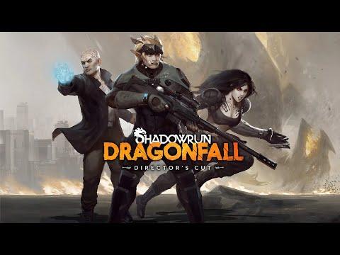 Shadowrun Dragonfall   Director's Cut |