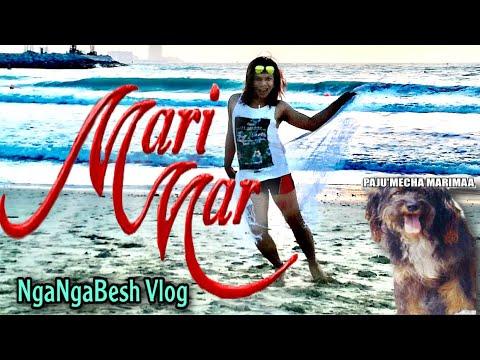 Marimar Aww | Kite Beach Dubai | NgaNgaBesh Vlog | Dyosmiho Marimar