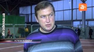 В «Олимпийце» поставлен рекорд в толкании ядра