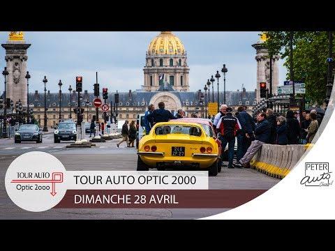 Tour Auto 2019 - Entrée au Grand Palais