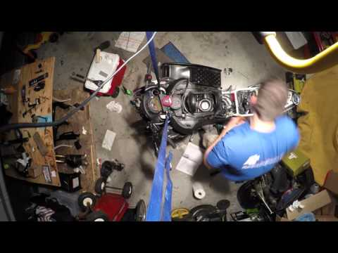 Buell 1125r Modifications to Improve Performance and Appearance by