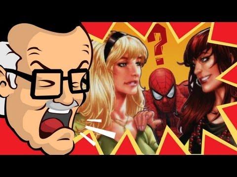 Gwen Stacy vs Mary Jane - Stan's Rants
