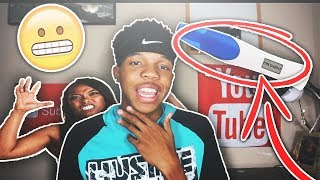 Pregnancy Prank On Mom (Goes Wrong)😂😤
