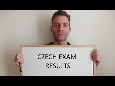 Czech Language Exam Results - talking Czech VLOG 6