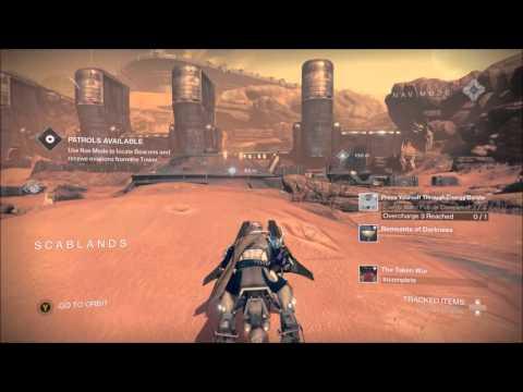 Destiny: TTK  High Value Targets Mars   Remnants of Darkness Better Explained