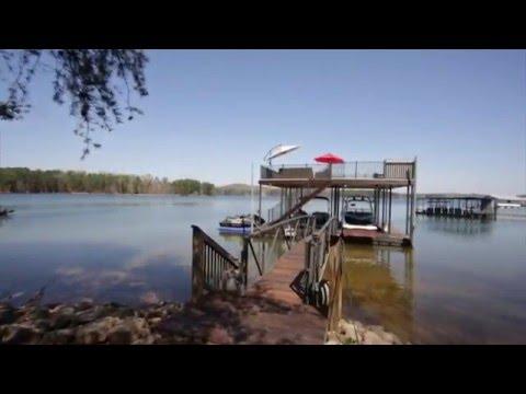 Lake Lanier Waterfront Luxury Home Sold By Arthur Prescott Berkshire Hathaway!