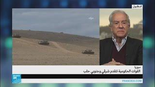 اجتماع في أنقرة بين وفد من المعارضة السورية ومسؤولين من روسيا