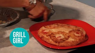 Grill Girl Robyn Medlin Makes Pineapple Upside Down Cake On The Grill