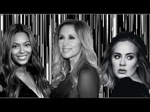 Lara Fabian vs EVERYONE! | Beyonce, Lady Gaga, Ariana Grande, etc (G4-G5)