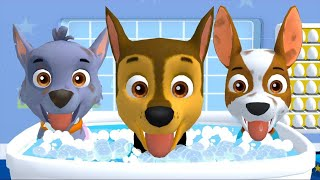 PAW Patrol: A Day in Adventure Bay - All Mighty Pups Chase, Ryder, Skye Ultimate Rescue HD