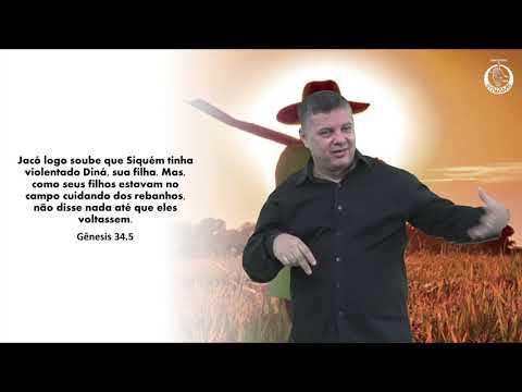 EBD em Libras #Gênesis 33 e 34