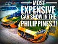 MOST EXPENSIVE CARS IN THE PHILIPPINES (March 4, 2018)