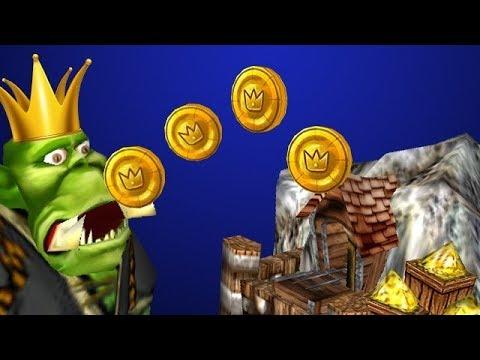 Я король инкома в Warcraft 3!