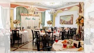 Свадьба в Йошкар-Оле. Оформление зала от агентства Формула Праздника