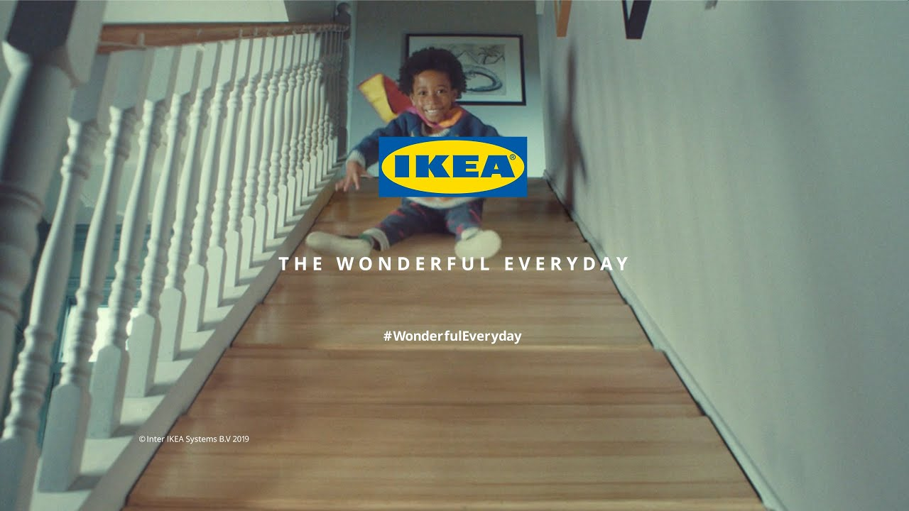 IKEA - Hooray! To the Wonderful Everyday