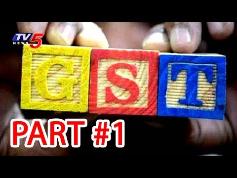 GST Impact on Various Commodities | News Scan #1 | TV5 News