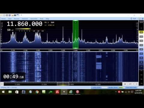 Radio Sanna - Jeddah Saudi Arabia in Arabic 11860 Khz