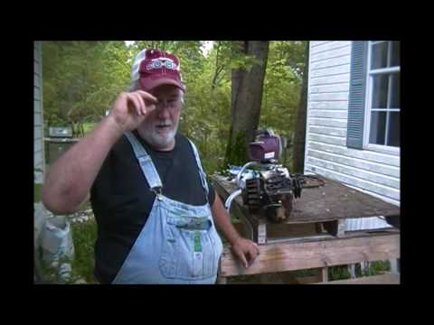 Restoring the Antique Swisher Zero Turn Lawnmower Part 3d