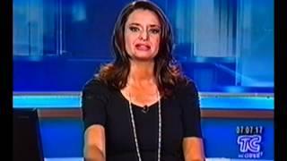 Tc Tv - El Noticiero - UNA